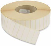 Vorschau: Etikettenrolle, 43x15mm, 10000 Stück