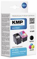 Tinten-Set KMP H168V,...