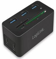 Vorschau: USB-Dockingstation LOGILINK UA0370, USB 3.2 Gen1