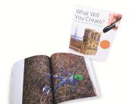 Vorschau: MINT Buch 3DOODLER Project Book