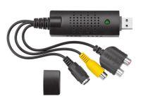 Vorschau: USB 2.0 Video-Grabber PremiumBlue PVG-100