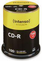 Vorschau: CD-R Spindel Intenso