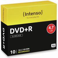 Vorschau: DVD+R Intenso Slim Case