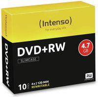 Vorschau: DVD+RW Intenso Slim Case