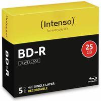 Vorschau: Blu-ray Disc BD-R INTENSO