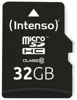 Vorschau: MicroSDHC Card INTENSO 3413480, 32 GB