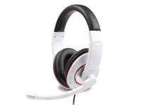 Vorschau: Multimedia-Headset GEMBIRD MHS-001-GW, weiß