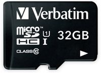 Vorschau: MicroSDHC Card VERBATIM 44013, 32 GB