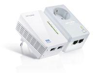 Vorschau: Powerline-Kit mit WLAN-Extender TP-LINK TL-WPA4226KIT