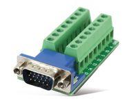 Vorschau: Sub-D Adapter, VGA 15-polig (3-reihig)