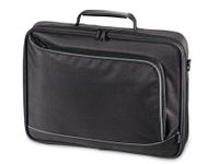 """Vorschau: Laptop-Tasche HAMA 101093 """"Sportsline Bordeaux"""", 40 cm (15,6""""), schwarz"""
