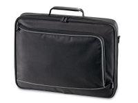 """Vorschau: Laptop-Tasche HAMA 101094 """"Sportsline Bordeaux"""", 44 cm (17,3""""), schwarz"""