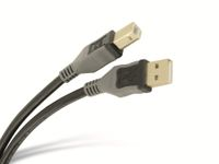 Vorschau: USB-Kabel HAMA 53731, A/B, 5 m