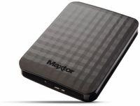 """Vorschau: USB 3.0 HDD MAXTOR M3 Station STSHX-M500TCBM, 4000 GB, 6,35 cm (2,5"""")"""