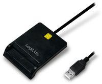 Vorschau: USB 2.0 Smart Kartenleser LogiLink, CR0037