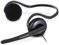 Vorschau: Headset HAMA Black Stripe 53979, Neckband