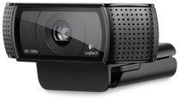 Vorschau: Webcam LOGITECH HD Pro C920, 1080p, 15 MP, USB