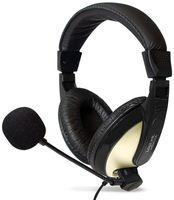 Vorschau: Headset LOGILINK HS0011A, 3,5 mm Klinkenstecker