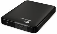 "Vorschau: USB3.0 HDD WESTERN DIGITAL Elements Portable, 500 GB, 2,5"", schwarz"