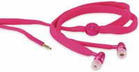 Vorschau: Headset LOGILINK HS0026 STRING, Ohrhörer, 3,5mm Klinke, pink