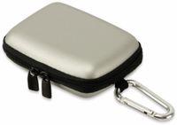 Vorschau: Kameratasche, CARAT, HC20EVA, Hardcase silber