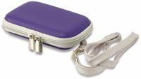Vorschau: Kameratasche, CARAT, HC10EVA, Hardcase lila