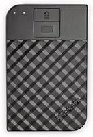 Vorschau: USB3.0 HDD VERBATIM Secure Portable, Fingerprint, 2 TB, schwarz