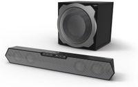 Vorschau: Gaming Sound-System HAMA uRage, SoundZbar 2.1 Unleashed