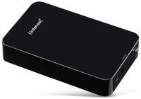 Vorschau: USB 3.0-HDD INTENSO Memory Center, 6 TB, schwarz