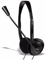 Vorschau: Headset LOGILINK HS0052, 1,8 m