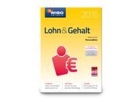 Vorschau: Software WISO Lohn & Gehalt 2015 für Windows, 1 Lizenz, 365 Tage