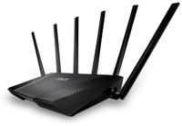 Vorschau: WLAN-Router ASUS RT-AC3200, Tri-Band