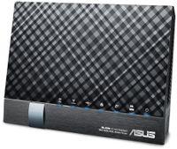 Vorschau: WLAN-Router ASUS DSL-AC56U, ADSL/VDSL, Dual-Band