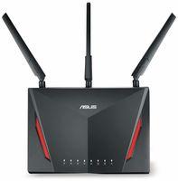 Vorschau: WLAN-Router ASUS RT-AC86U, 2917 MBit/s, 2,4/5 GHz, MU-MIMO