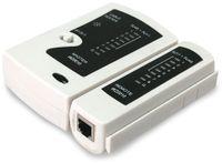 Vorschau: Netzwerk-Kabeltester LOGILINK WZ0010
