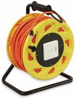 Vorschau: Netzwerkkabeltrommel RED4POWER DCP1042, CAT.7 Kabel mit CAT.6a Stecker, 80 m