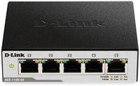 Vorschau: Switch D-LINK DGS-1100-05, 5-port, Gigabit