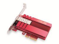 Vorschau: PCIe-Netzwerkkarte XG-C100F SFP+, 10 GBit/s