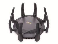 Vorschau: WLAN-Router ASUS RT-AX89X AX6000, AiMesh, Wi-Fi 6