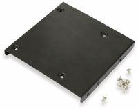 """Vorschau: Festplatten-Einbaurahmen SCK041803100B40, 2,5"""" auf 3,5"""", schwarz"""