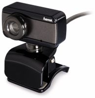 Vorschau: Webcam HAMA Speak2, integriertes Mikrofon, schwarz