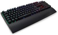 Vorschau: Gaming-Tastatur LOGILINK ID0127, Mechanisch, RGB