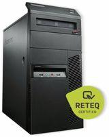 Vorschau: Tower-PC, Intel i3, 4 GB RAM; 250 GB HDD, Win10H, Refurbished