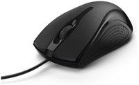 Vorschau: USB-Maus HAMA MC-200, 3 Tasten, schwarz