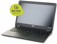 "Vorschau: Laptop DELL Latitude E7450, 14"", i7, 16GB RAM, 256GB SSD, Win10P, Refurb."