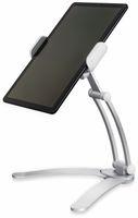 """Vorschau: Tablet-Halterung HAMA 182580, 7-15"""", Aluminium"""