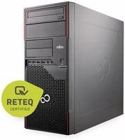 Vorschau: PC Esprimo P910 0-WATT, Intel i5, 16GB RAM, 240GB/2 TB SSD/HDD, Win10P, Refurbished