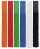 Vorschau: Kabel Management GOOBAY Klettverschluss, 170x20 mm, 6er-Set