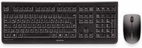 Vorschau: Tastatur- und Mausset CHERRY DW 3000, schwarz