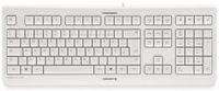 Vorschau: Tastatur CHERRY KC 1000, grau